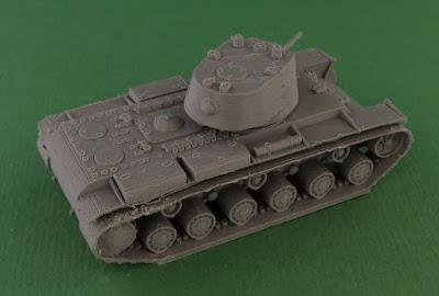 KV-1 Tank picture 3