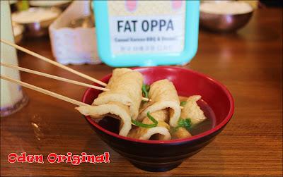 Oden Original Fat Oppa