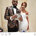 Adesua Etomi shares another cute photo with her man, Banky W