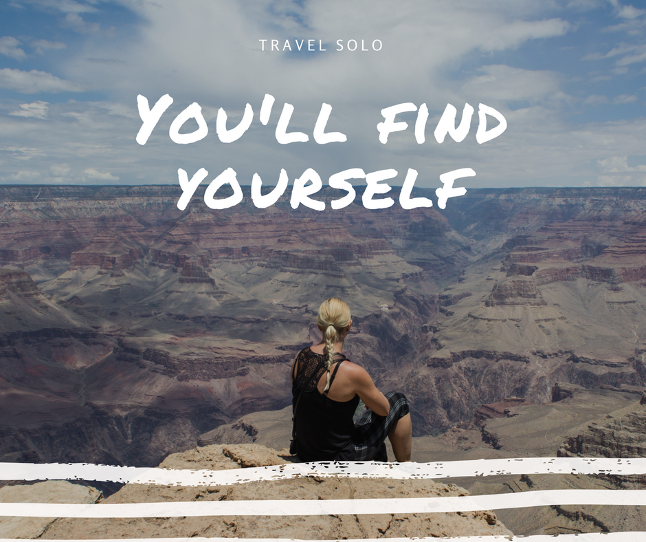 6 Reasons Why Travelling Solo Is Taking Over