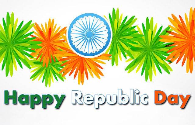 Happy Republic Day 2018 HD Wallpapers