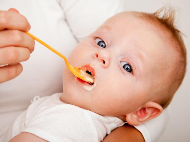 Ενδεικτικό πρόγραμμα εισαγωγής στερεών τροφών από τον 7ο μήνα (6-7 μηνών) e3ac7a471d9