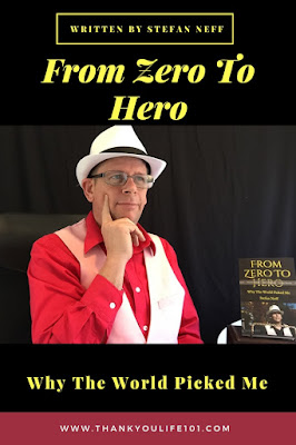 Stefan Oskar Neff New Book From Zero To Hero