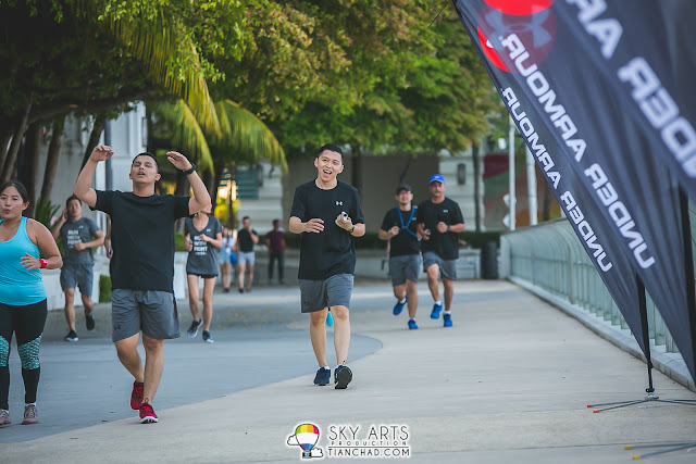 Under Armour CoolSwitch Fitness Apparel Review & New Outlet in Penang #UnderArmourMY