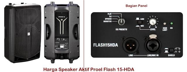 Harga-Speaker-Aktif-Proel-Flash-15-HDA