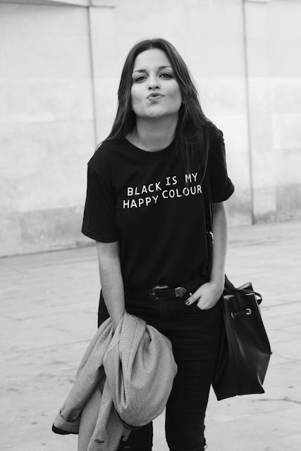 look para ir a trabajar blog de moda