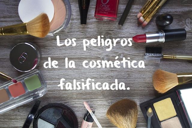cosmetica falsificada