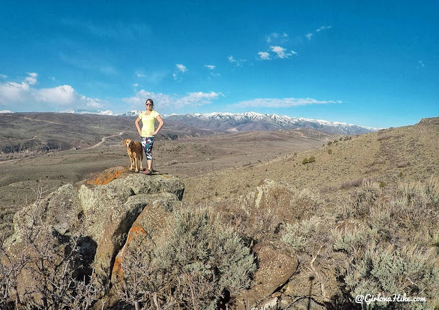 Hiking the Kamas Overlook Trail