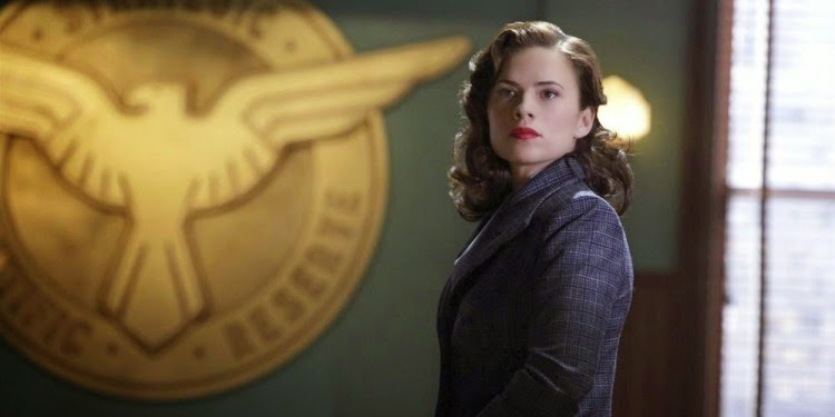 A Vintage Nerd Vintage 1940s Shows Marvel's Agent Carter Period TV Show