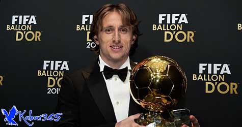 Modric Kritik Pedas Ronaldo-Messi karena Absen di Seremoni Ballon d'Or