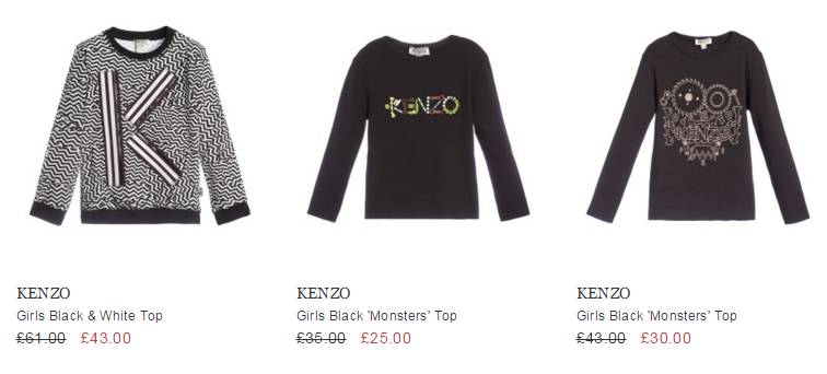c1f1b57e221 All the clothes from Kenzo are distinguished by the firm handwriting of the  brand – natural cloths of high quality