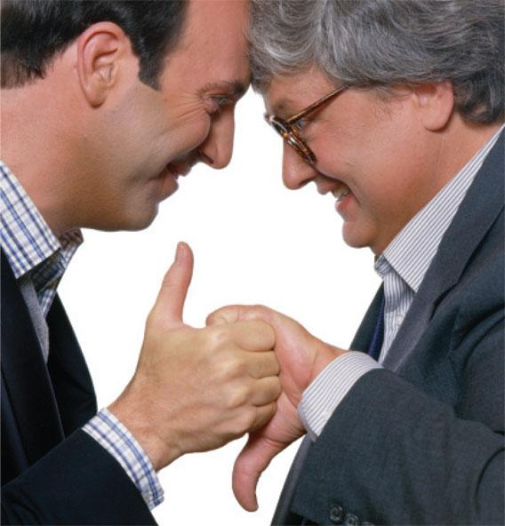 siskel and ebert relationship