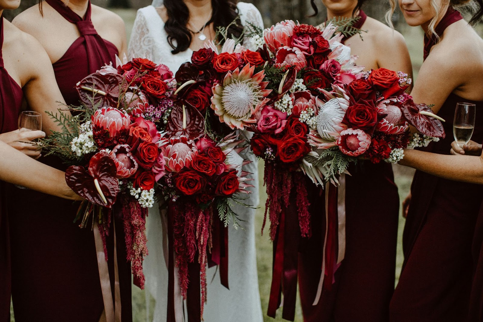 WEDDING FLORALS PERTH FLOWERS INSTALLATION LANA AND CO PHOTOGRAPHY