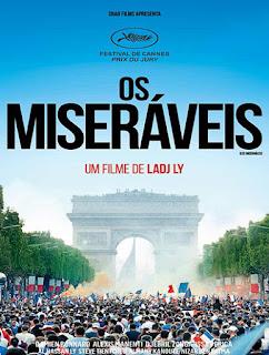 Os Miseráveis (Les misérables 2019) - BDRip Dual Áudio