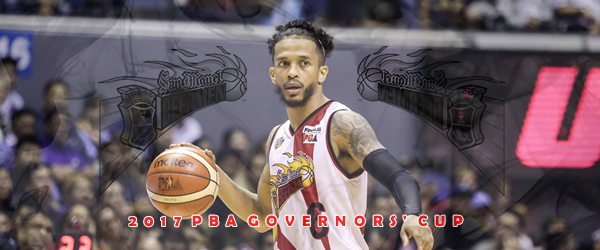 List of Leading Scorers San Miguel Beermen 2017 PBA Governors' Cup