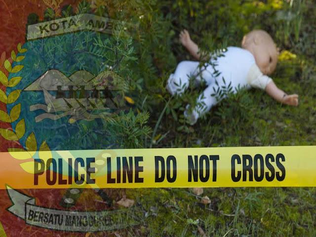 Warga Ambon Temukan Mayat Bayi di Pantai Benteng