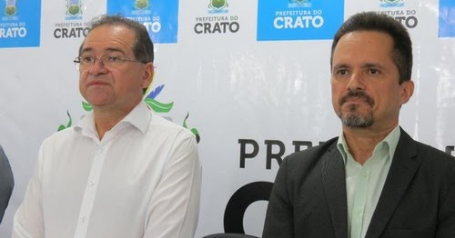 Flavio Pinto News: Vice-prefeito do Crato André Barreto deixa ...