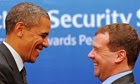 OBAMA to MEDVEDEV: ''After my election I have more flexibility.'' South Korean Summit, Mar. 26, 2012. Video: The Guardian