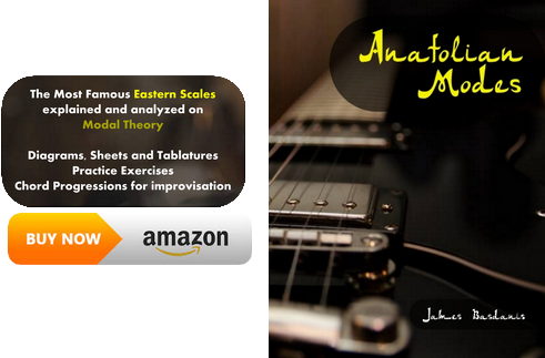 Out Now!!! Book: Anatolian Modes