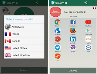 Cloud VPN APK