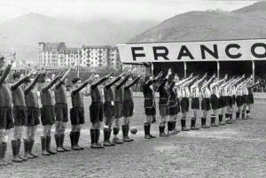 Barça - Athletic, Bilbao 1940