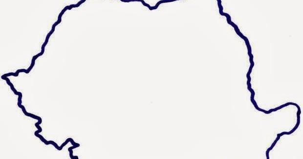 Materiale Educative Sarcina De Lucru șablon Harta Romaniei
