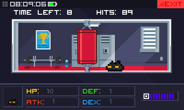 Digimon atk train