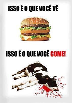 Resultado de imagem para vegetariano seja um