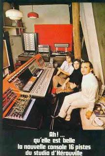 studio hérouville