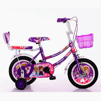 12 forza twilight ctb sepeda anak