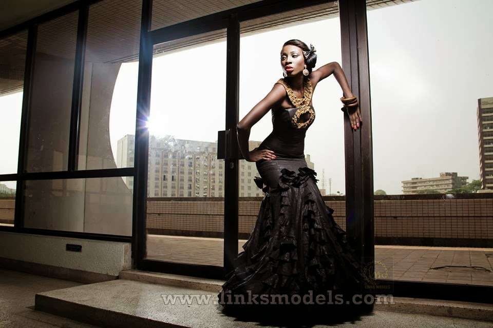 Feature On Ghanian Fashion Label House Of Eccentric Trends And Blends Gh