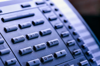 close-up of phone