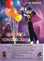 Carnaval de Benamocarra 2014