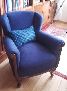 fotel lirka jak odnowić