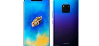 Cara Reset Ulang Huawei Mate 20 Pro dan 20 Lite