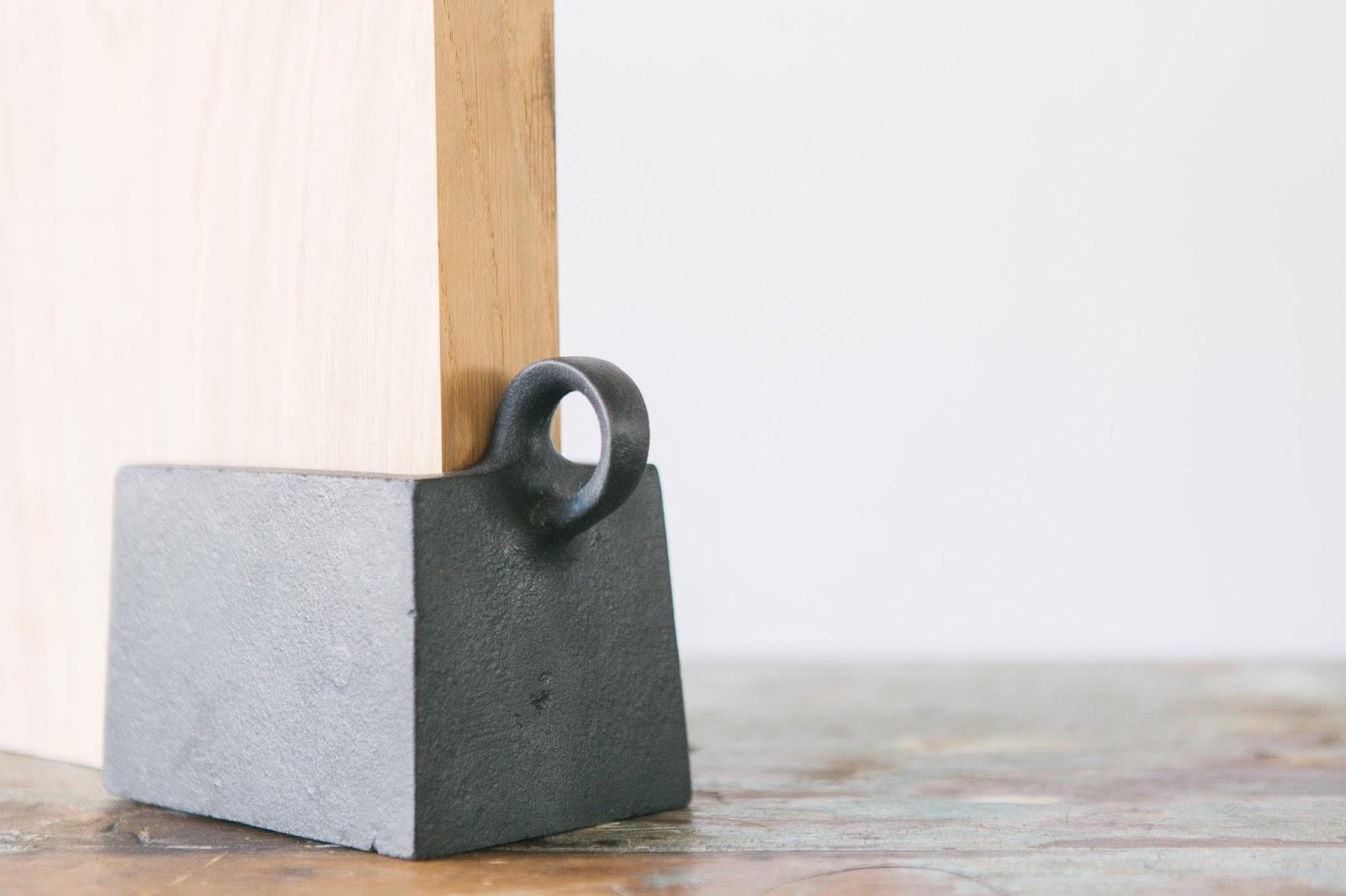 cast iron door stops Blackcreek Mercantile & Trading, Co.: NEW! BCMT Co. Blackline Cast  cast iron door stops
