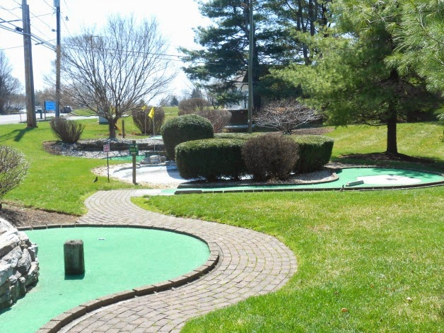 22-Hole Miniature Golf Course at Challenge Family Fun Center