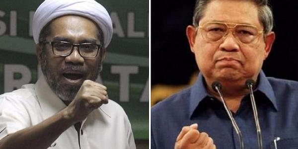 Ngabalin Beberkan Kelakuan SBY, Jokowi Jadikan AHY Menteri, Ngotot Minta Cawapres