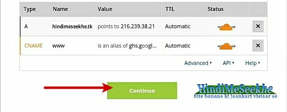 cloudflare-DNS-continue