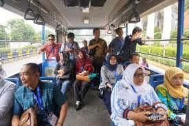 Gratis, Ayo Nikmati Bus Pariwisata Tangerang Sepuasnya, Ini Caranya