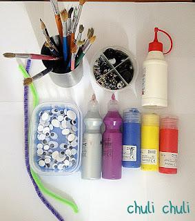 materiales-pintura-pegamente-pincel