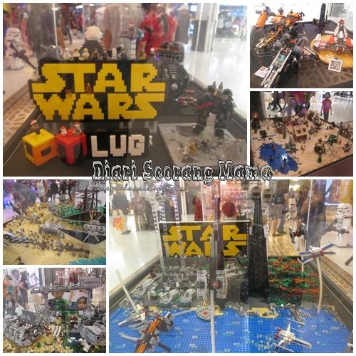 Star Wars Lego Di Sunway Pyramid