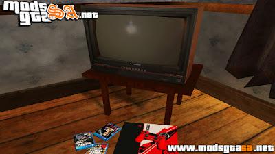 Mod Nova Televisão em HD