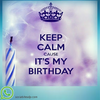 dp for whatsappon birthday