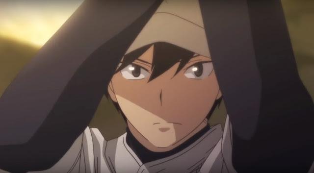 Battery de Atsuko Asano anime