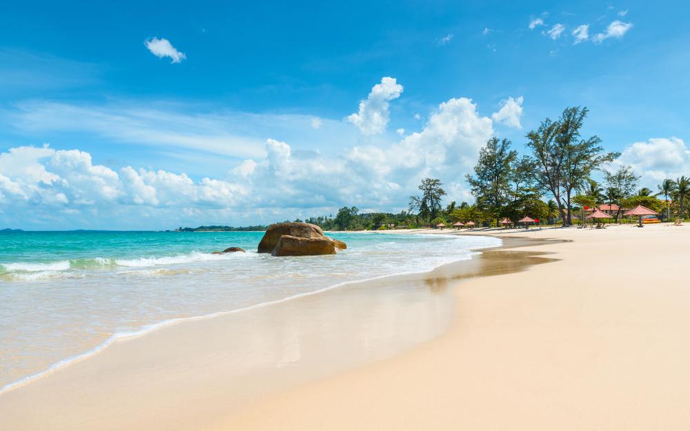 Pantai Indah Karang Anyer