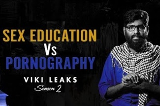 Sex Education vs pornography| Vikileaks | Black Sheep