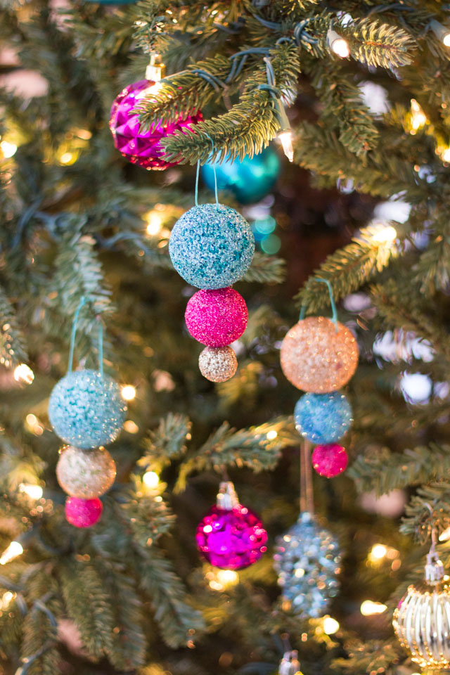 omg love this list of unique christmas ornaments that i can make myself especially