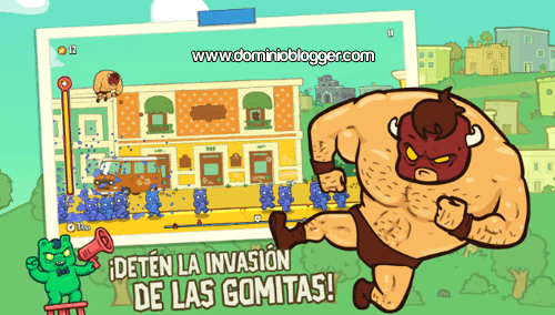 juego de Burrito Bison gratis para Android