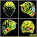 Valentino Rossi perkenalkan helm khusus di Mugello